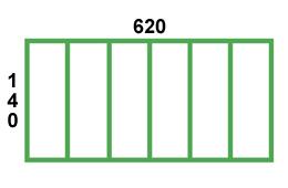 размеры остекления лоджии 6 метров