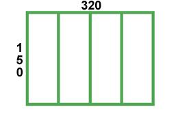 размеры остекления лоджии 3 метра