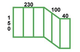 размеры остекления п44 сапог