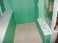 Внутренняя отделка балконов и лоджий под ключ цены фото.