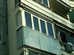балкон 9ш